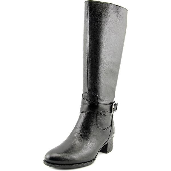 Nine West Vani Women Black Boots