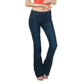 Agave Denim Goddess Sea Shore Stretch Bootcut Jeans