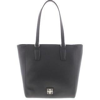 CATHERINE CATHERINE MALANDRINO Womens Natalie North South Handbag Faux Leather - LARGE
