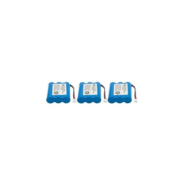 Replacement Battery 3300 (3 Pack) For VTech, AT&T, GE/RCA And Motorola Cordless Phones