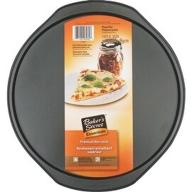 "Bakers Secret Bs 12"" Pizza Pan"