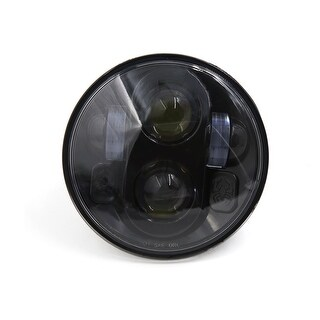 "5.75"" 5-3/4"" LED Motorcycle Headlight Projector Lens Lamp for Harley Davidson High Quality"