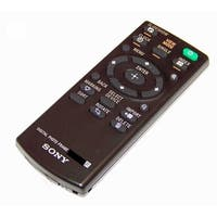 OEM Sony Remote Control Originally Shipped With: DPFD95, DPF-D95, DPFD75, DPF-D75, DPFD710, DPF-D710