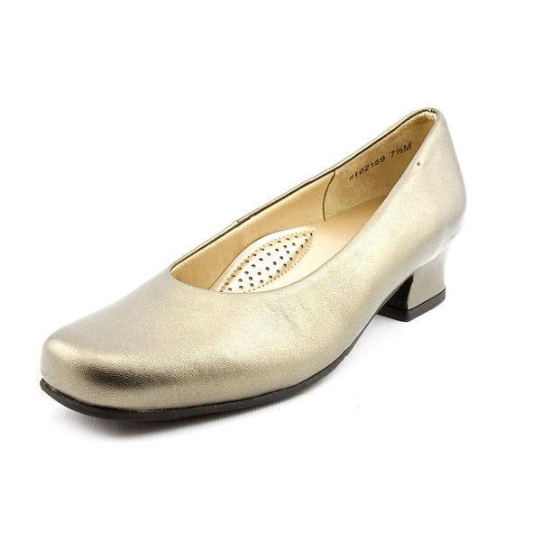Mark Lemp By Walking Cradles Callie Pewter Pumps