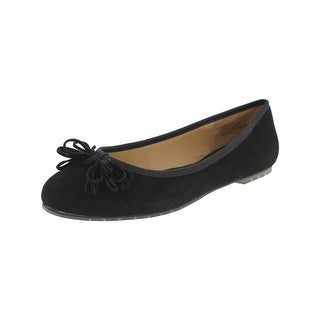 Me Too Womens Cassi Ballet Flats Round Toe Dress