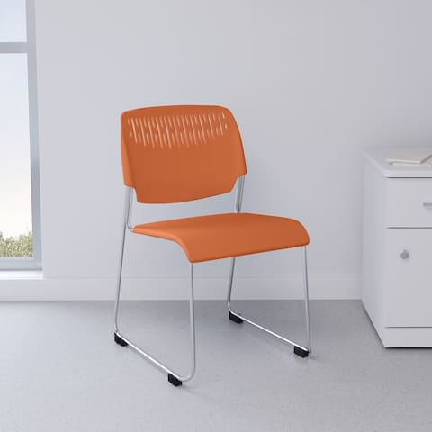 Poly Stackable Guest Chair