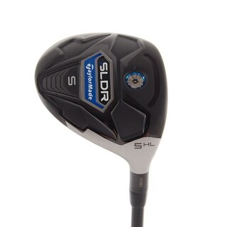 New TaylorMade SLDR S TP 5HL Fairway Wood 21* Comp CZ Graphite R-Flex RH