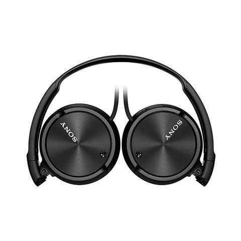 Sony MDRZX110NC Noise Cancelling Headphones, Black - N/A
