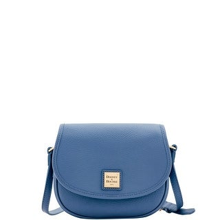 Dooney & Bourke Pebble Grain Hallie (Introduced by Dooney & Bourke at $188 in Apr 2017) - Graphite