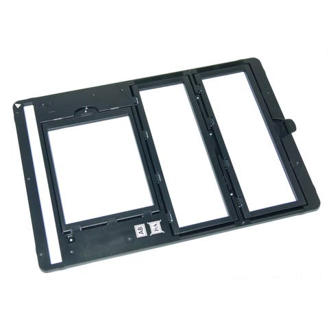 HP 120 and 4x5 Holder Format Film Guide Originally Shipped With: ScanJet G4010