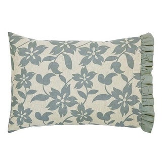 21 x 30 in. Briar Sage Pillow Case #44; Set of 2 -