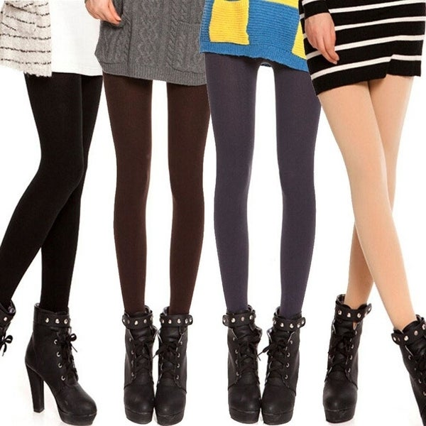 9053fce7f2b Sali 2016 Spring   Autumn   Winter Tights Fashion Hot Stockings Plus Velvet  Warm Tights Winter