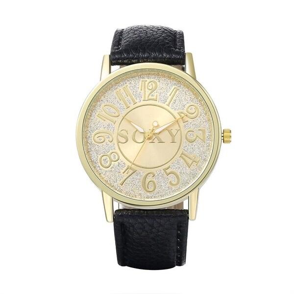 Classic Petite Faux Black Petite Watch