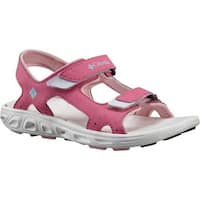 Columbia Children's Techsun Vent Sandal Youth Wild Geranium/Cupid