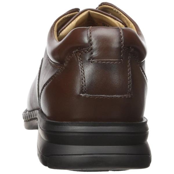 Dockers Men/'s Trustee Leather Oxford Dress Shoe
