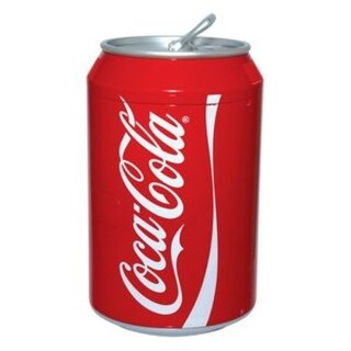 Koolatron CC10 Coca Cola Can Compact Refrigerator - Red