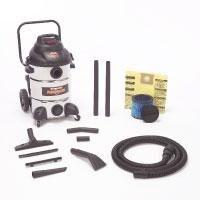 Shop Vac SHV9621310 Professional 12 Gallon Stainless Steel Vacuum