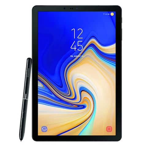 Samsung Galaxy Tab S4 256GB - Black Galaxy Tab S4 256GB