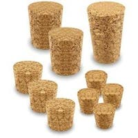 Assorted 10/Pkg - Cork Stoppers Value Pack
