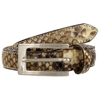 Renato Balestra Farancia Python Leather Womens Belt