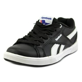 Reebok Royal Advance Round Toe Leather Sneakers