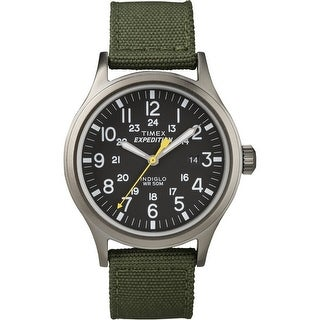 """""""Timex 51544M TIMEX EXPEDITION SCOUT METAL WATCH GREEN"""""""