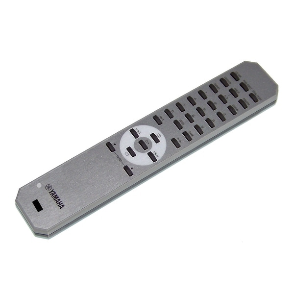 OEM Yamaha Remote Control Originally Shipped With: CD-S300, CDS300