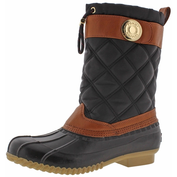 Tommy Hilfiger Ricky Women's Duck Toe Rain Boots
