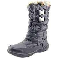 Weatherproof Mikayla Women  Round Toe Synthetic Black Winter Boot