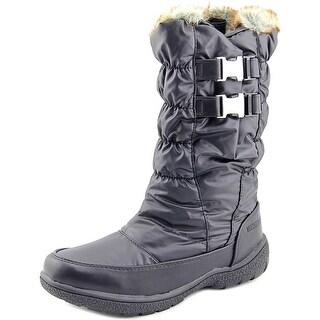 Weatherproof Mikayla Women Black Snow Boots