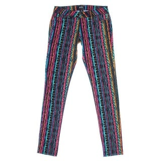 Celebrity Pink Jeans Womens Juniors Casual Pants Denim Pattern