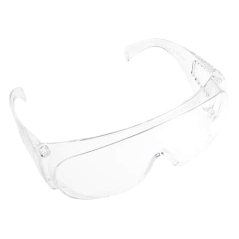 Forney 55295 Visitor's Safety Glasses, Clear Lens