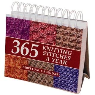 Martingale & Company-365 Knitting Stitches Calendar