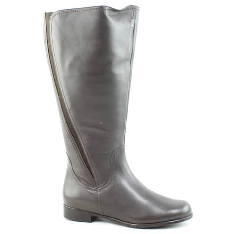 Walking Cradles Womens Torin Brown Nappa Fashion Boots Size 7