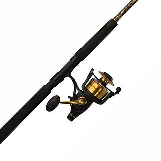 """""""PENN SSV6500LL701MH Spinfisher V LL Spin Combo Rod and Reed Combo"""""""