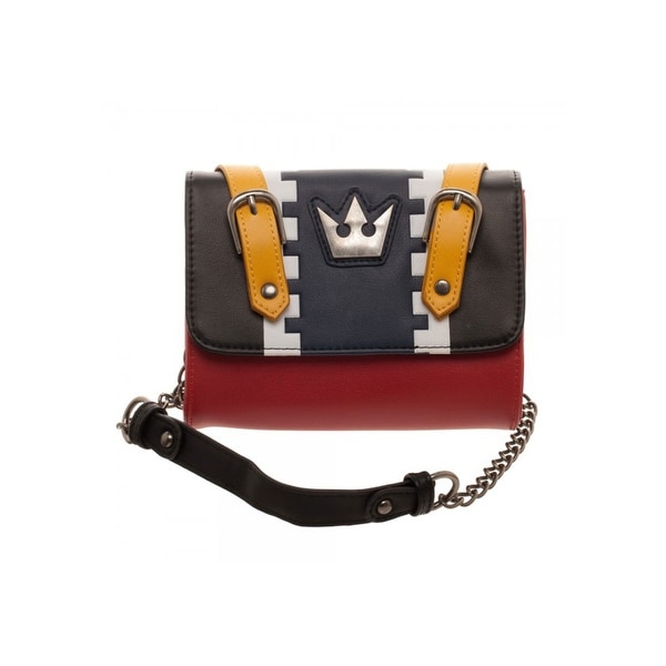 Kingdom Hearts Sora Cosplay Sidekick Handbag