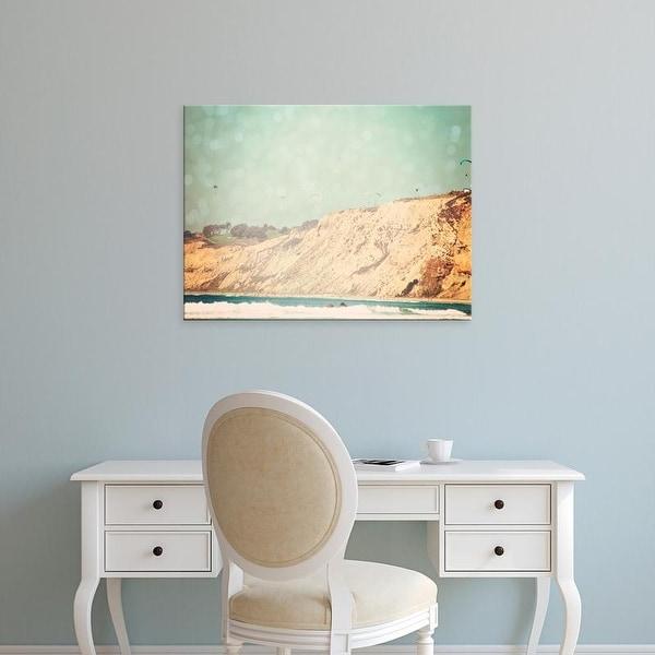 Easy Art Prints Sylvia Coomes's 'West Coast III' Premium Canvas Art