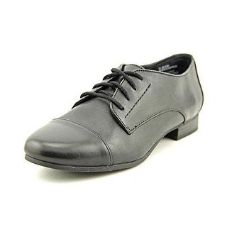 White Mountain Empress Leather Oxfords