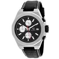 Roberto Bianci Men's Fratelli RB0130 Black Dial Watch