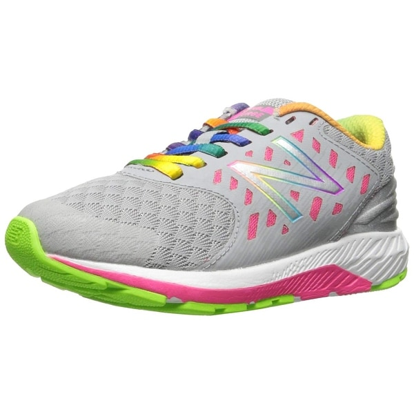 6935735f Shop Kids New Balance Girls Urge v2 Low Top Lace Up Running ...
