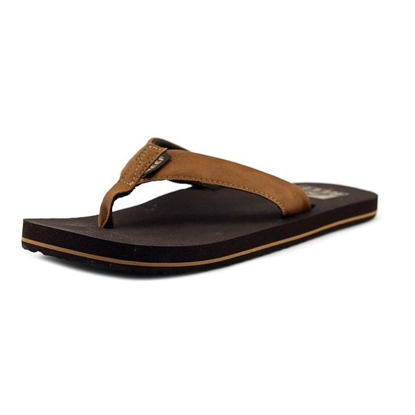 Reef Twinpin Men Brown Sandals