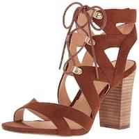 XOXO Womens Barnie Open Toe Casual Strappy Sandals