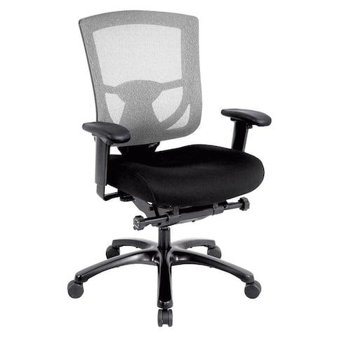 Eurotech Seating Tempur-Pedic Mesh Back Task Chair with Lumbar