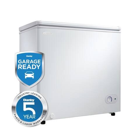 Danby 5.5 cu. ft. Chest Freezer DCF055A2WDB-3 r600a
