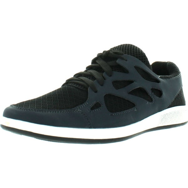 Miko Lotti 6A96-8 Men's Lightweight Lace Up Running Shoes