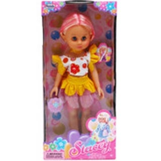 "DDI 2126560 13.5"" Stacey Doll Case of 24"