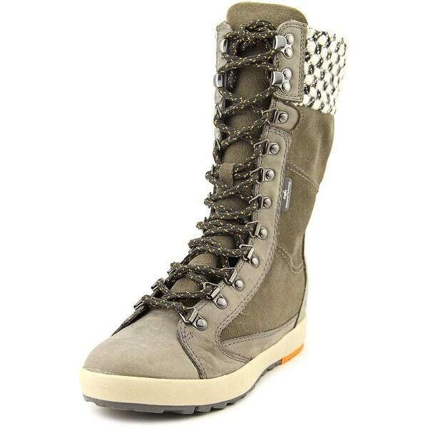Cushe Boho Chill WP Round Toe Leather Boot
