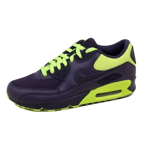 save off 2ac3a b0044 Nike Women  x27 s Air Max 90 Abyss Abyss-Volt 325213-