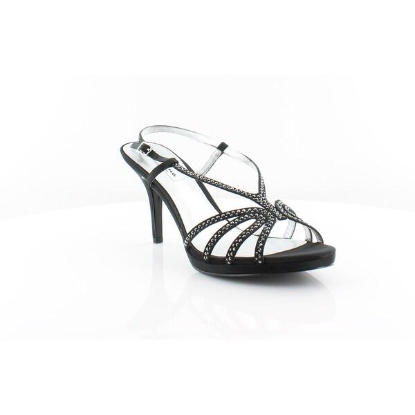 Nina Bobbie Women's Sandals & Flip Flops Black