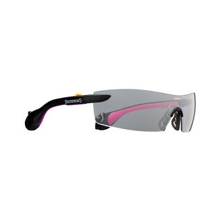Browning 12745 bg sound shield shooting glasses tinted for her w/plugs